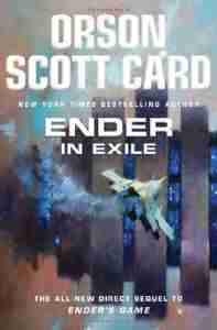 cover of Ender in Exile by Orson Scott Card