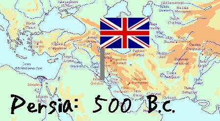 Persia: 500 B.C.
