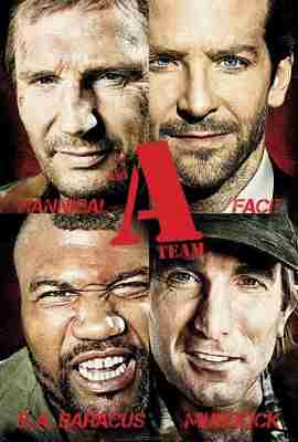 A-Team 2010 poster copyright 20th Century Fox