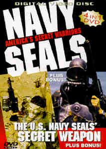 cover of Navy SEALs: America's Secret Warriors, copyright... someone else
