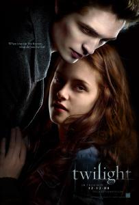 Twilight poster copyright Summit Entertainment
