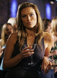 Michaela McManus as Linday on One Tree Hill