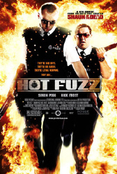 poster for the film Hot Fuzz