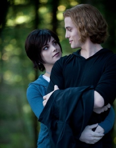 Jasper and Alice from the Summit Entertainment film Eclipse