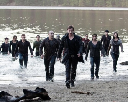 the newborn army from the Summit Entertainment film Eclipse