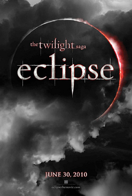 the poster from the Summit Entertainment film Eclipse