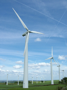wind turbines by nualabugeye on flickr