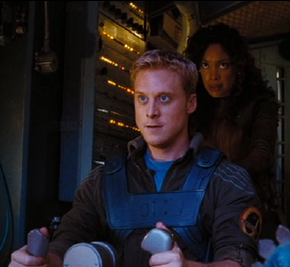 Alan Tudyk as Hoban Washbourne in Serenity