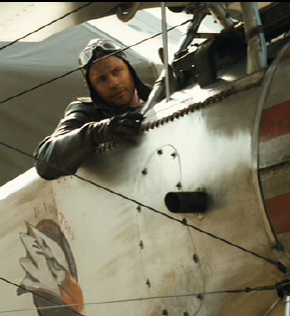 Martin Henderson as Reed Cassidy in Flyboys