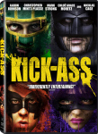 Kick Ass DVD Cover
