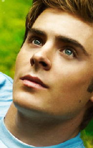 Charlie from the Universal Pictures film Charlie St. Cloud