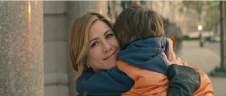 Kassie and Sebastian hugging from the Miramax film The Switch