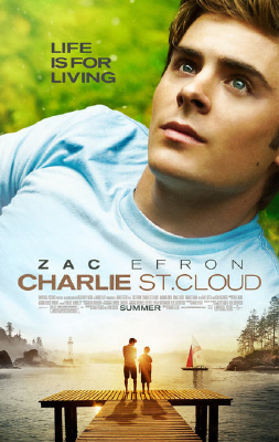 poster from the Universal Pictures film Charlie St. Cloud