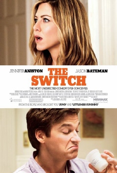 poster from the Miramax film The Switch