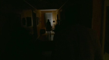 Nell sleepwalking from the Lionsgate film The Last Exorcism
