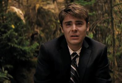 Charlie is upset, from the Universal Pictures film Charlie St. Cloud