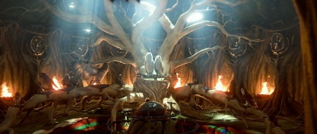 the Guardians of Ga'Hoole council from the Warner Bros. Pictures film Legend of the Guardians