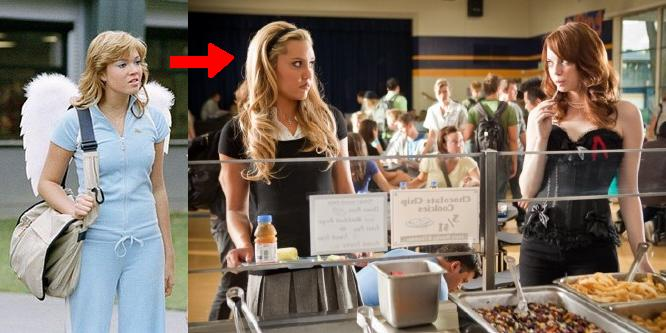 Hilary Faye from Saved! is like Marianne from Easy A