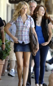 Rhiannon and Olive from the Sony Pictures film Easy A