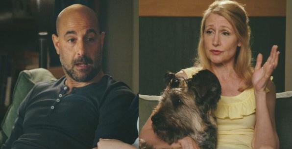 Dill and Rosemary, Olive's parents from the Sony Pictures film Easy A