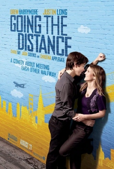 poster from the New Line Cinema film Going the Distance