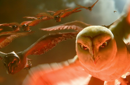 the pure ones from the Warner Bros. Pictures film Legend of the Guardians