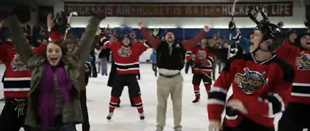 the final dance sequence from the film Score: A Hockey Musical