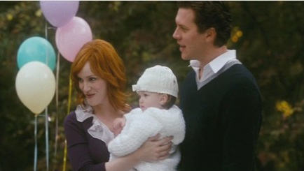 Allison, Peter and Sophie from the Warner Bros. Pictures film Life As We Know It