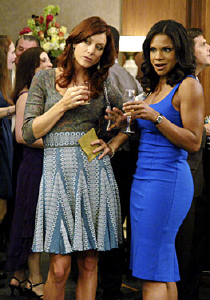 Addison and Naomi from Private Practice