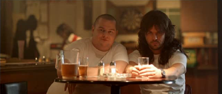 robbo and simmo from the movie thunderstruck