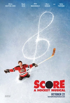poster from the film Score: A Hockey Musical