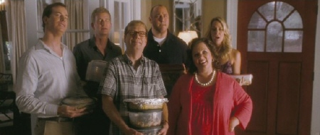 the neighbors from the Warner Bros. Pictures film Life As We Know It