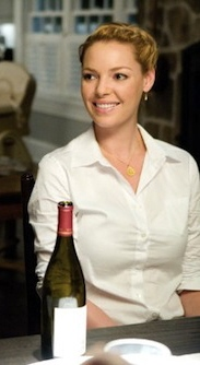 Katherine Heigl as Holly from the Warner Bros. Pictures film Life As We Know It
