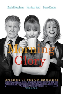 poster from the Paramount Pictures film Morning Glory