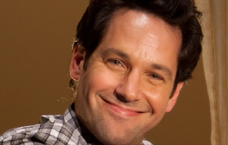 Paul Rudd from the Columbia Pictures film How Do You Know