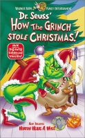 Dr. Seuss How the Grinch Stole Christmas DVD