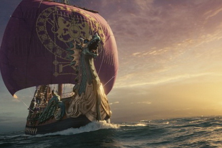ship from the 20th Century Fox film Chronicles of Narnia Voyage of the Dawn Treader