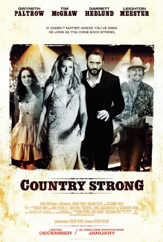 poster from the Screen Gems film Country Strong