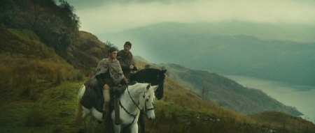 Marcus and Esca in Scotland from the Focus Features film The Eagle