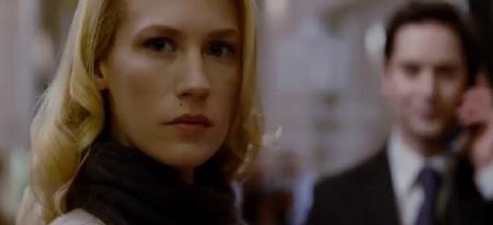 elizabeth harris from the Dark Castle Entertainment film Unknown