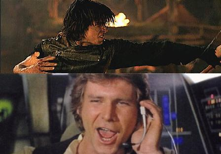 Murtaugh is Han Solo