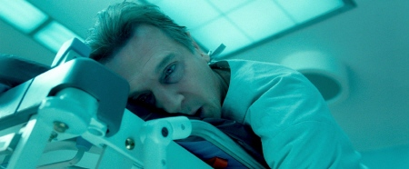 martin gets an mri from the Dark Castle Entertainment film Unknown