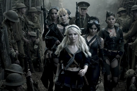 team hooker from the Warner Bros. film Sucker Punch