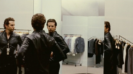 Eddie buys nice clothes from the Relativity Media film Limitless