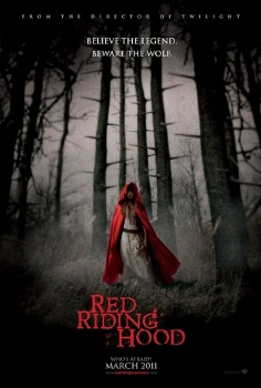 poster from the Warner Bros. film Red Riding Hood