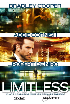 poster from the Relativity Media film Limitless