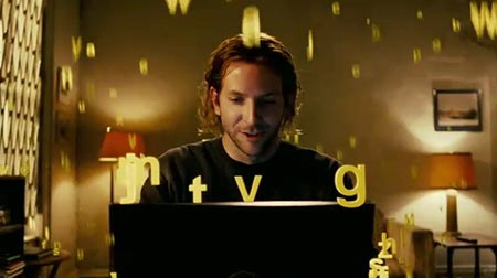 Eddie writing from the Relativity Media film Limitless