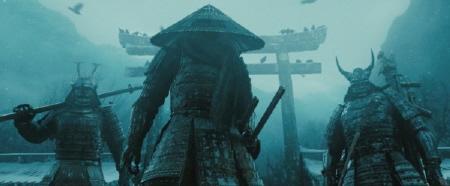 samurai monster from the Warner Bros. film Sucker Punch