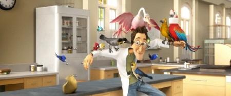 Tulio the ornithologist from the Twentieth Century Fox Animation film Rio