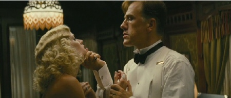 August abuses Marlena from the 20th Century Fox Film Water for Elephants